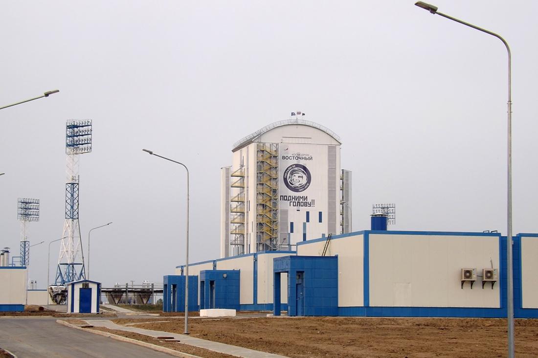 Восточная сказка Роскосмоса - 38