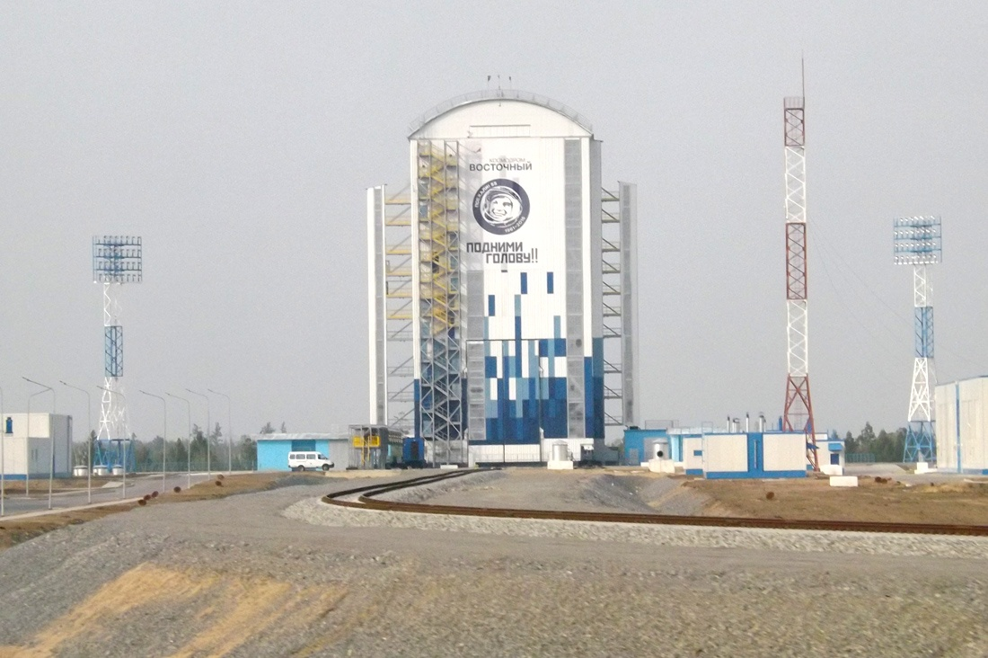 Восточная сказка Роскосмоса - 1