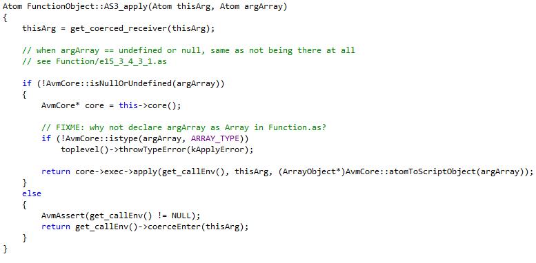 Control Flow Guard. Принцип работы и методы обхода на примере Adobe Flash Player - 28