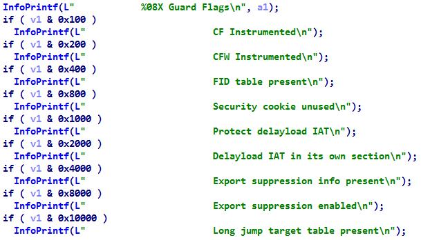 Control Flow Guard. Принцип работы и методы обхода на примере Adobe Flash Player - 4