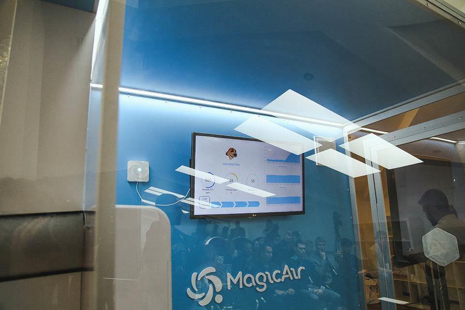 Tion MagicAir — система умного микроклимата с облачным бэкендом - 1