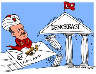 WikiLeaks выпустила 300 тыс. турецких документов. В Турции заблокировали доступ к сайту - 1