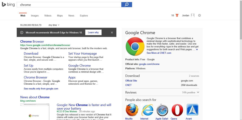 Windows 10 предупреждает пользователей Chrome и Firefox о повышенном потреблении энергии - 2