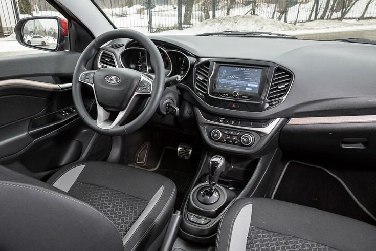 Lada внедрит поддержку Android Auto