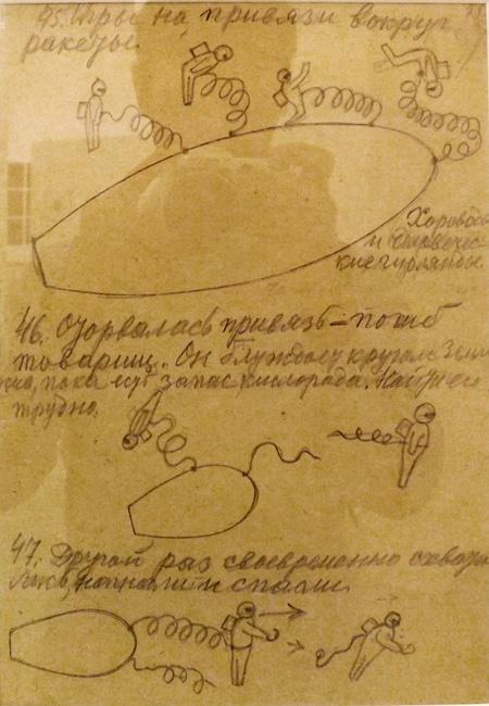 Космические выставки Москвы - 39