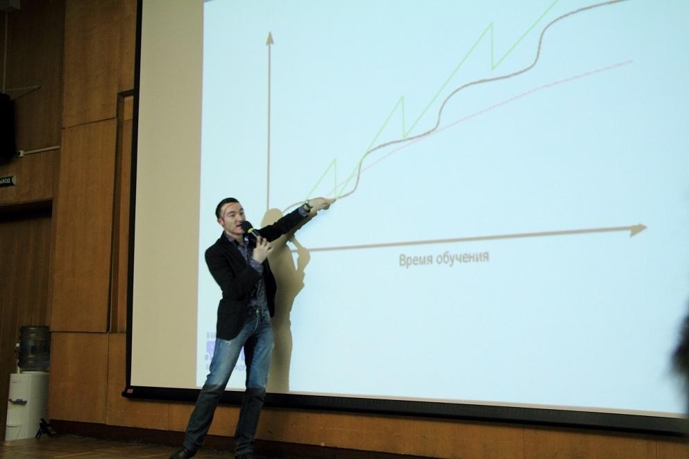 Лекции ВШБИ: геймдизайн и оперирование игр - 3