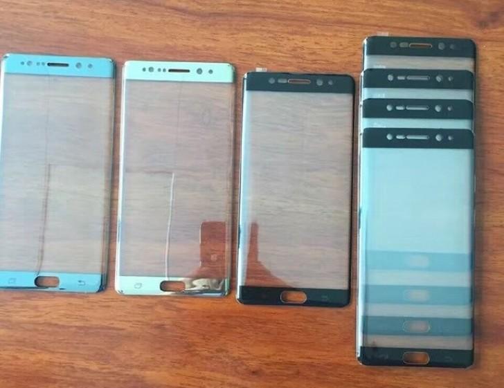 Анонс смартфона Samsung Galaxy Note7 ожидается 2 августа