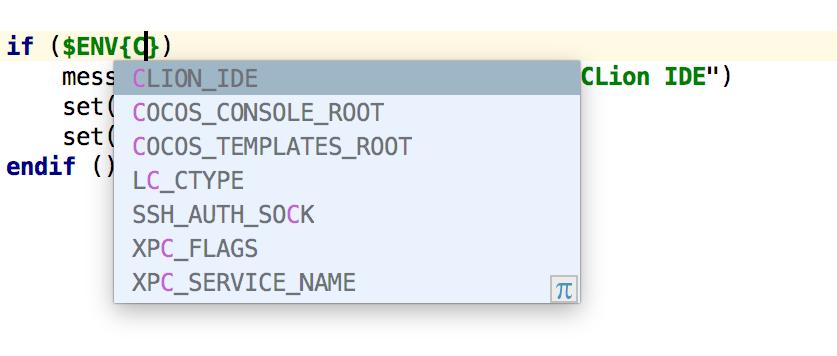 Релиз CLion 2016.2: удаленная отладка, поддержка формата Doxygen, новые возможности кодогенерации и многое другое - 13
