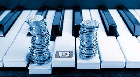 Уже скоро музыка Вконтакте может стать частично платной