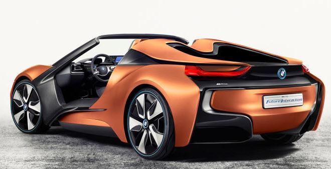 Беспилотный автомобиль BMW i Next выйдет в 2021 году