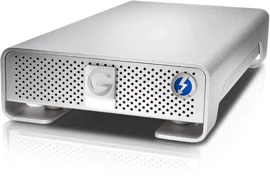 Компания Western Digital обновила семейство внешних хранилищ G-Technology