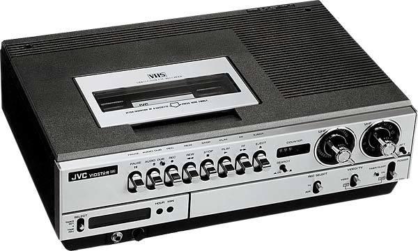 Япония выпустит последний видеомагнитофон VHS - 2