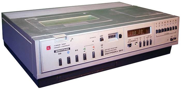 Япония выпустит последний видеомагнитофон VHS - 3