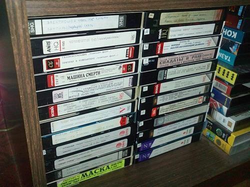 Япония выпустит последний видеомагнитофон VHS - 6
