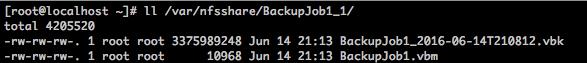 Знакомство с Veeam Agent for Linux - 9