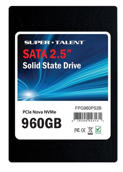 SSD Super Talent Nova характеризуются скоростью записи 2200 МБ/с