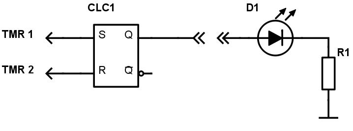 Конфигурируемые логические ячейки в PIC микроконтроллерах - 14