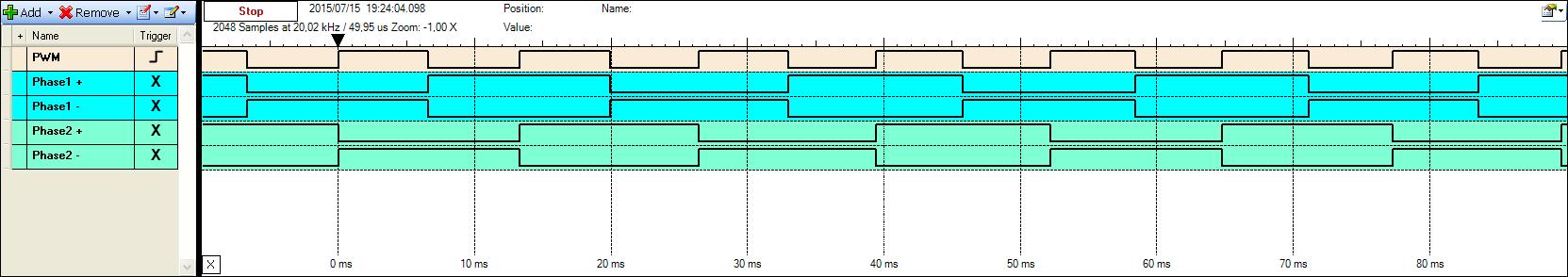Конфигурируемые логические ячейки в PIC микроконтроллерах - 21