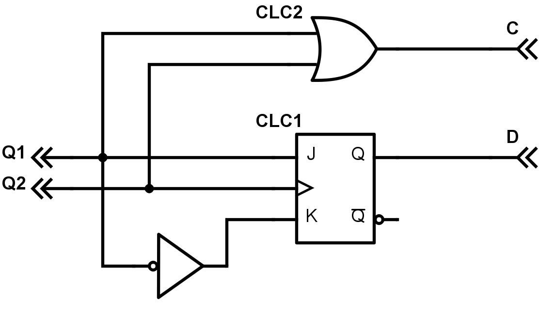Конфигурируемые логические ячейки в PIC микроконтроллерах - 34