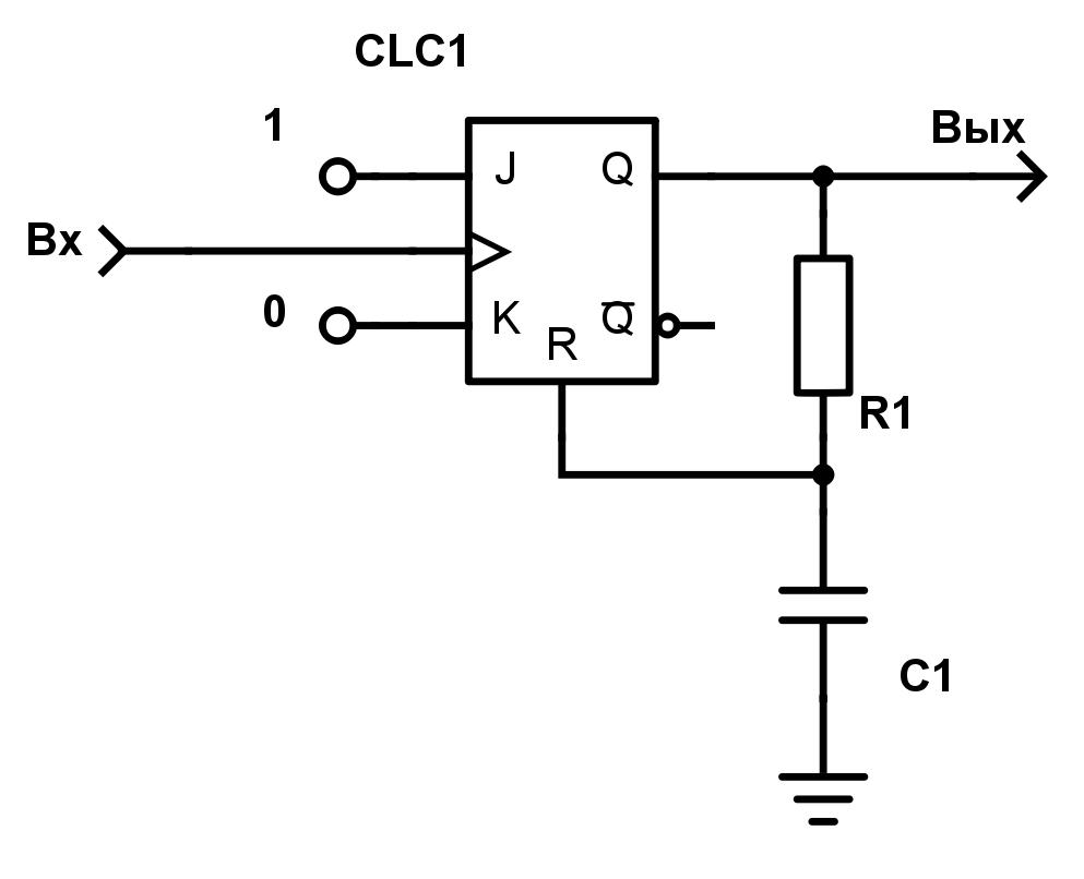 Конфигурируемые логические ячейки в PIC микроконтроллерах - 44