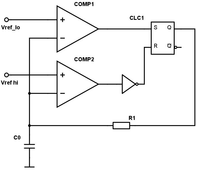 Конфигурируемые логические ячейки в PIC микроконтроллерах - 49
