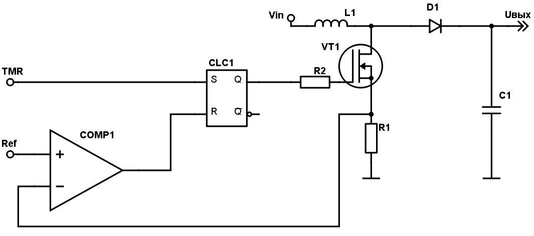 Конфигурируемые логические ячейки в PIC микроконтроллерах - 53