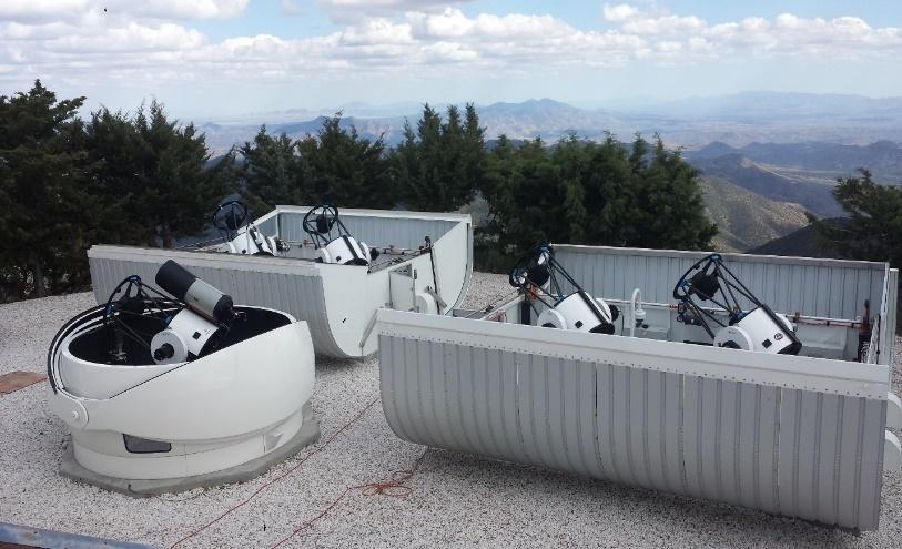 Обзор новых больших телескопов - 14