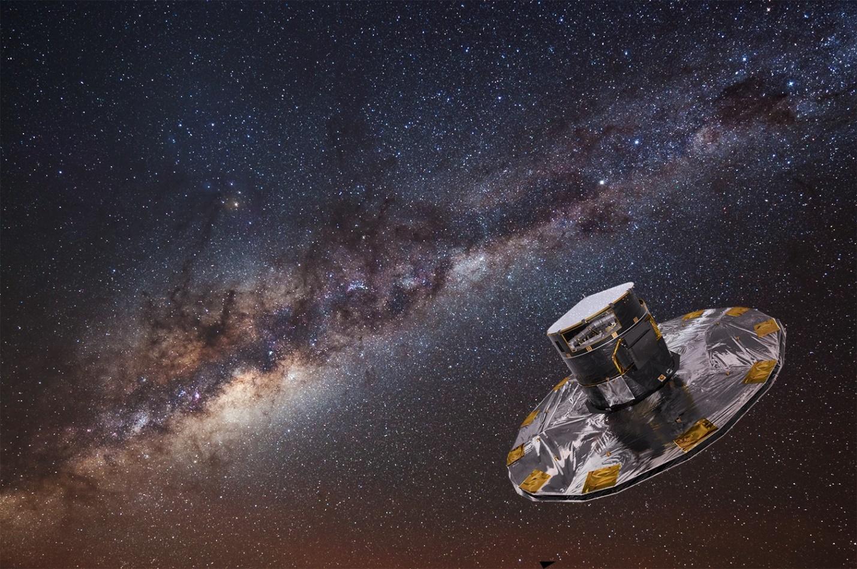 Обзор новых больших телескопов - 17