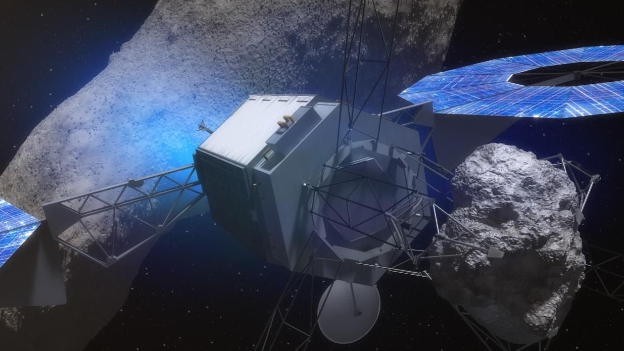 Обзор новых больших телескопов - 28