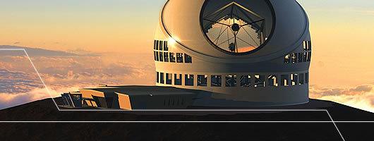 Обзор новых больших телескопов - 5