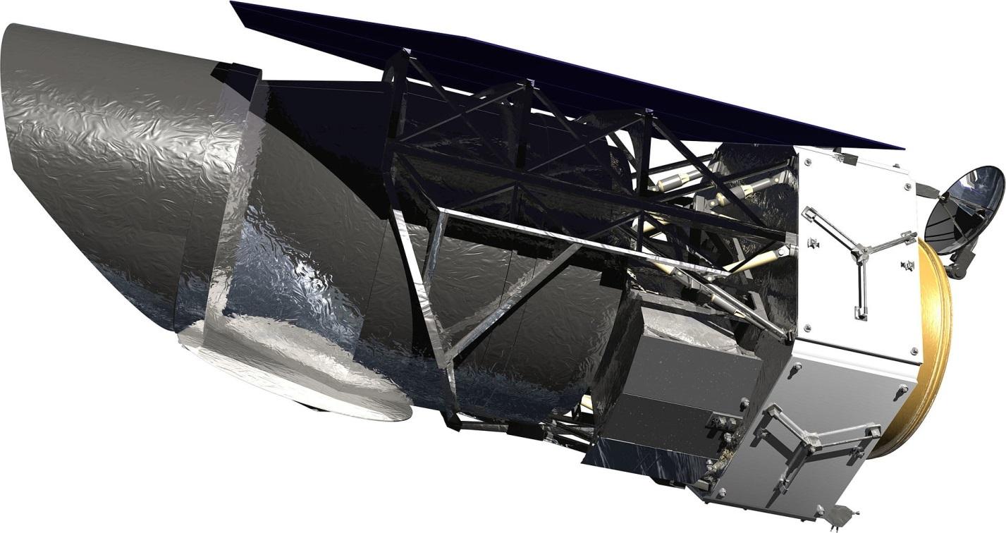Обзор новых больших телескопов - 9