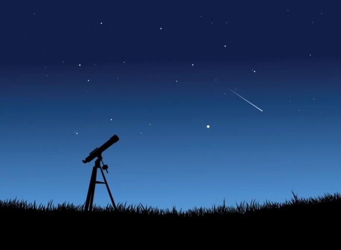 Обзор новых больших телескопов - 1