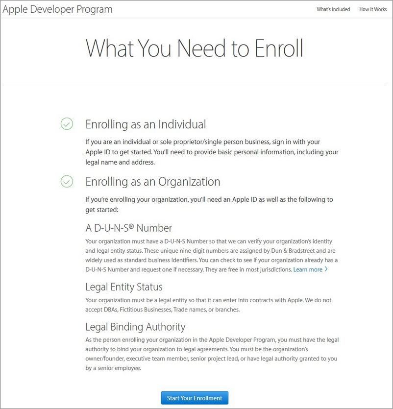 От регистрации до витрины: как выложить мобильное приложение в App Store и Google Play (часть 1) - 7