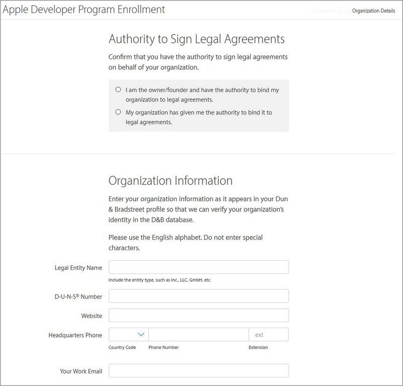 От регистрации до витрины: как выложить мобильное приложение в App Store и Google Play (часть 1) - 9