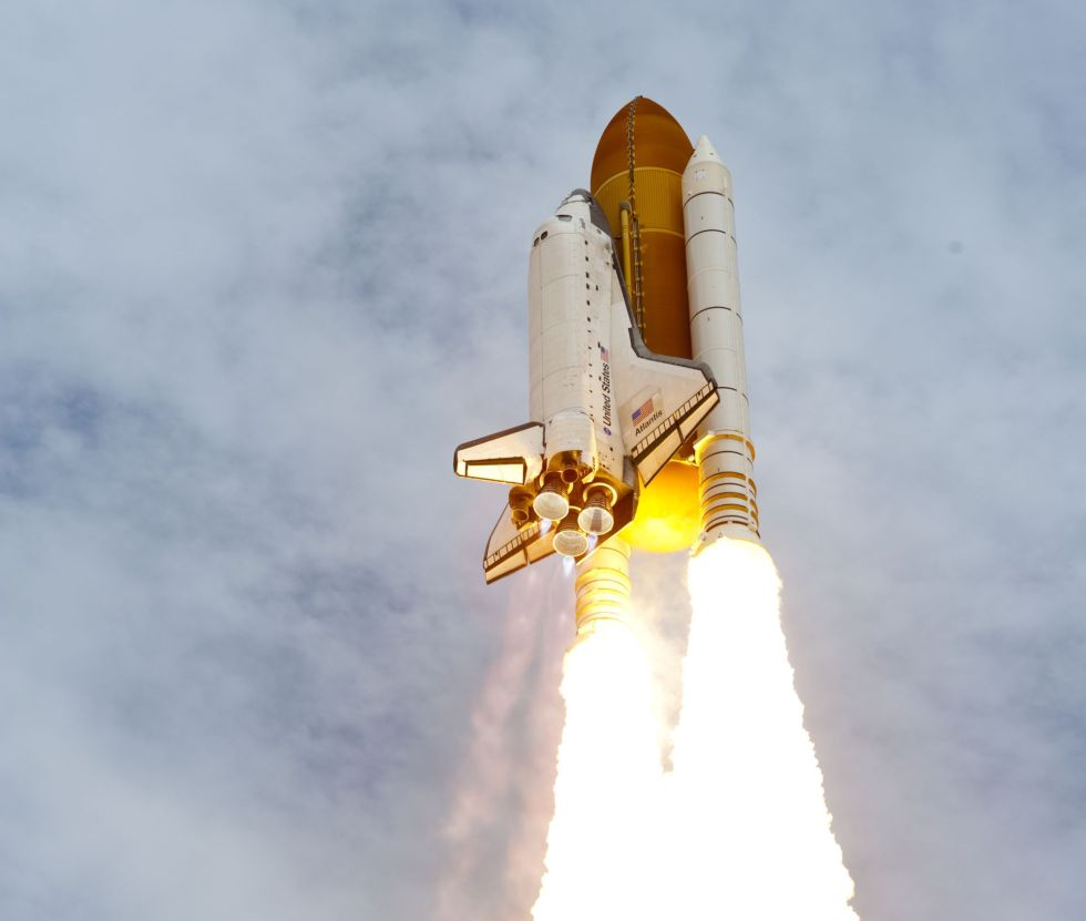 Последний полет шаттла глазами астронавта МКС - 7