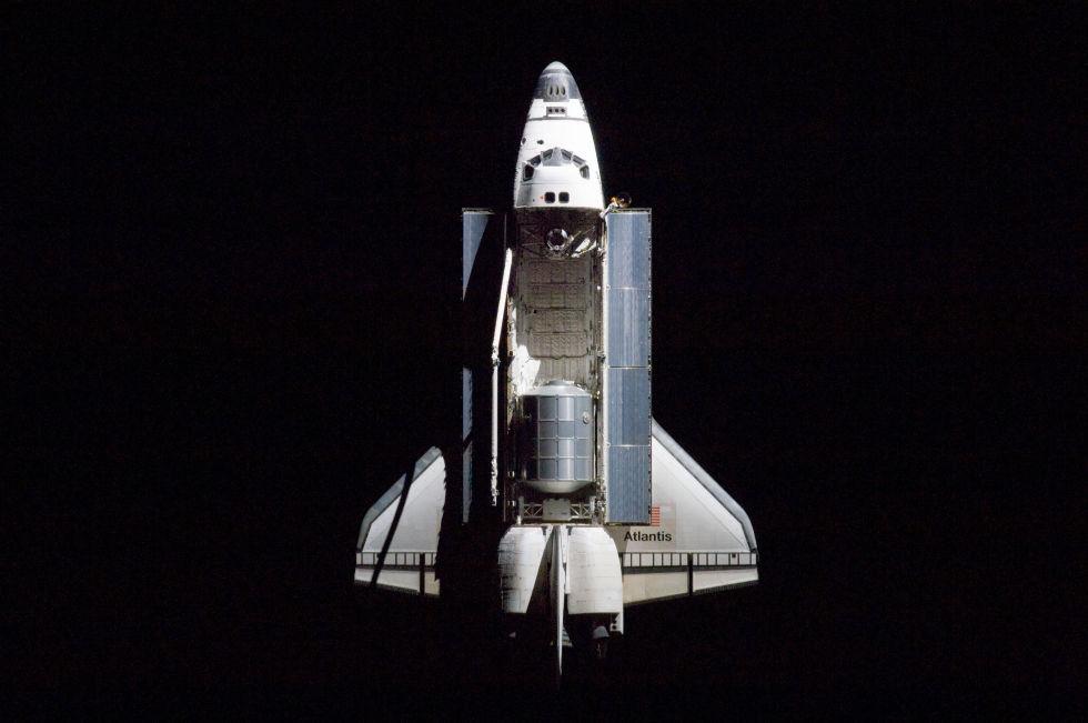 Последний полет шаттла глазами астронавта МКС - 8
