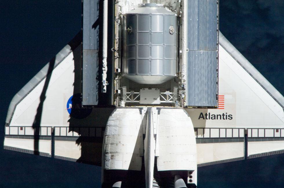Последний полет шаттла глазами астронавта МКС - 9