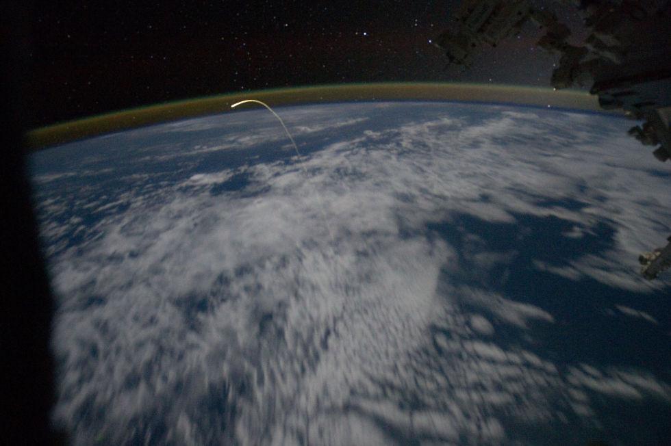 Последний полет шаттла глазами астронавта МКС - 1
