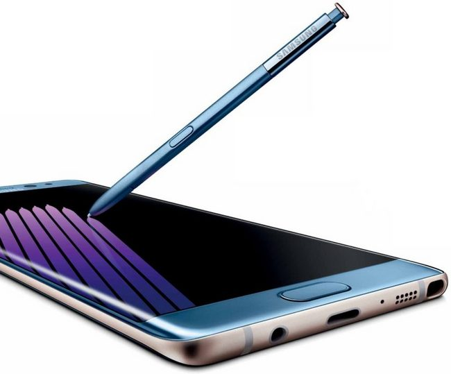 Появилось первое видео с работающим смартфоном Samsung Galaxy Note7