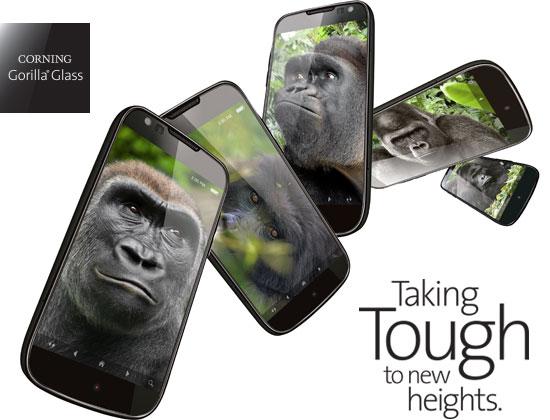 Стекло Gorilla Glass 5 защитит экран при падении