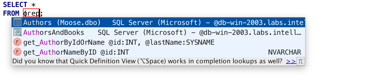 Релиз DataGrip 2016.2: Импорт CSV, поддержка JSON и XML в строках, динамический SQL, улучшения для PostgreSQL - 17