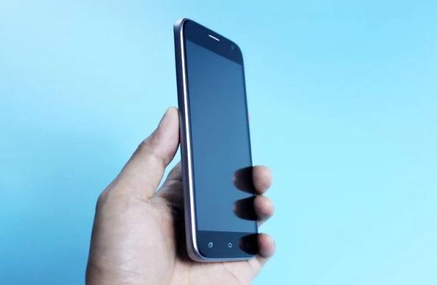 Смартфон Uhans A101 обещает быть неприхотливым, прочным и выносливым