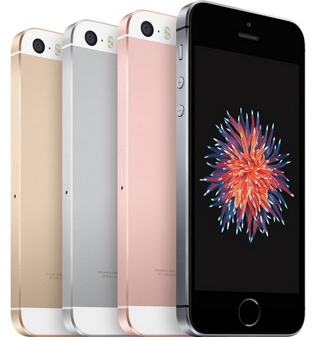 В первом квартале смартфон iPhone SE занял 16% американского рынка смартфонов данного семейства