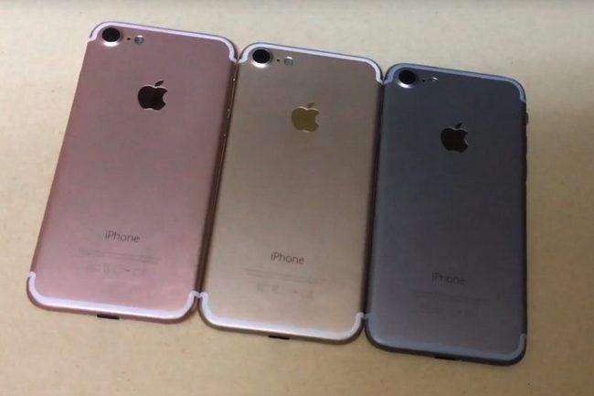 Видеоролик с участием смартфона iPhone 7 демонстрирует новый цвет Space Black