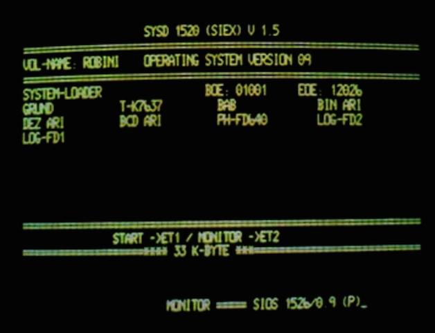 Вычислительная техника стран СЭВ. Часть первая. ГДР - 14