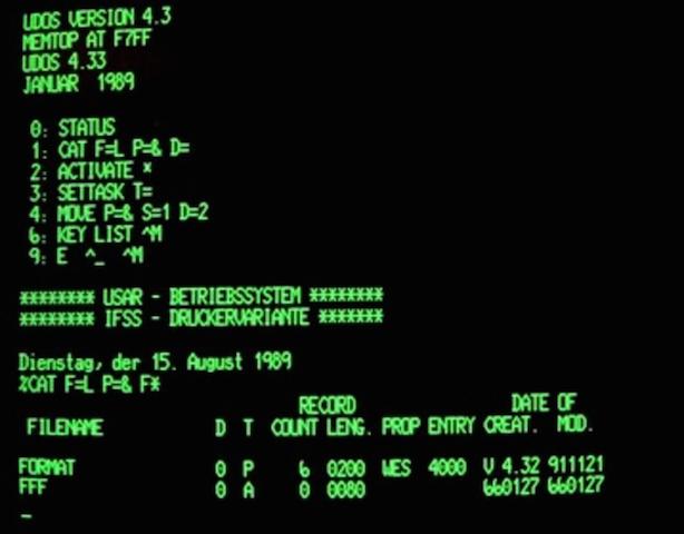 Вычислительная техника стран СЭВ. Часть первая. ГДР - 15
