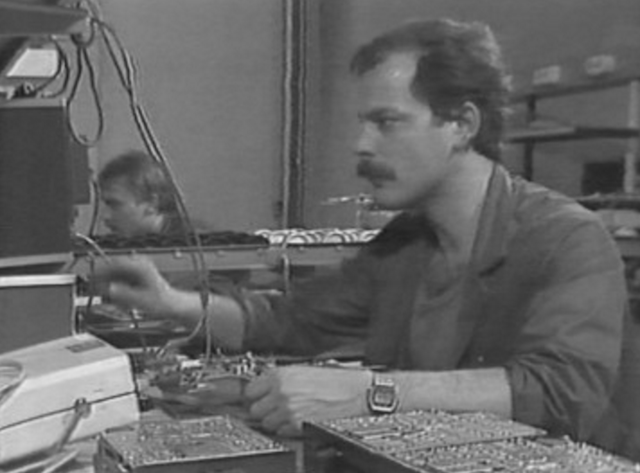 Вычислительная техника стран СЭВ. Часть первая. ГДР - 21