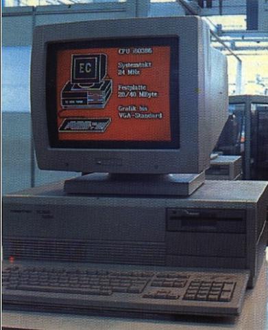 Вычислительная техника стран СЭВ. Часть первая. ГДР - 37