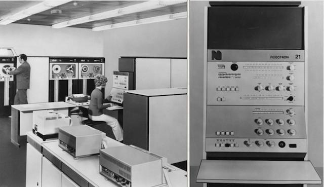 Вычислительная техника стран СЭВ. Часть первая. ГДР - 42