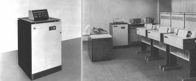 Вычислительная техника стран СЭВ. Часть первая. ГДР - 58